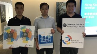 Hong Kong Open Data Index launch